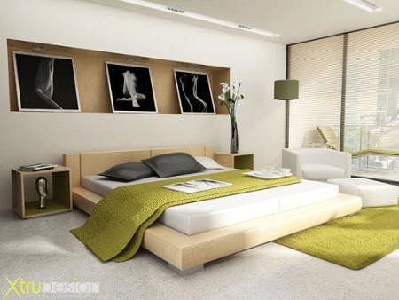 Dormitorios moderno