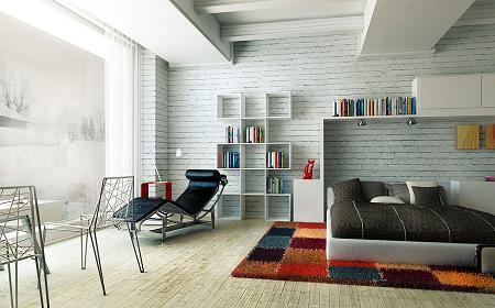 Habitación de diseño