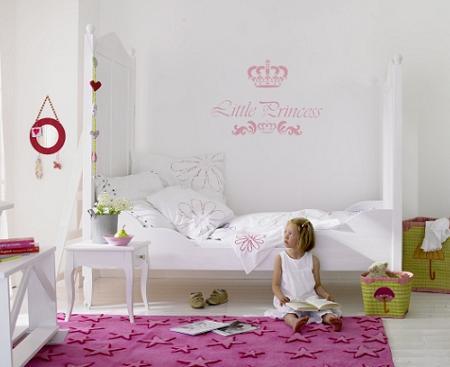 Decora el dormitorio infantil con cabeceros altos!
