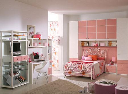 50 fotos de dormitorios infantiles de dise o decoraci n page 4 - Diseno de habitaciones infantiles ...