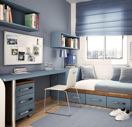 Ideas para la decoración de dormitorios infantiles
