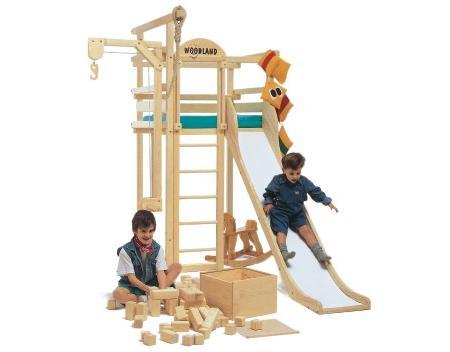 Idea para decorar un dormitorio infantil