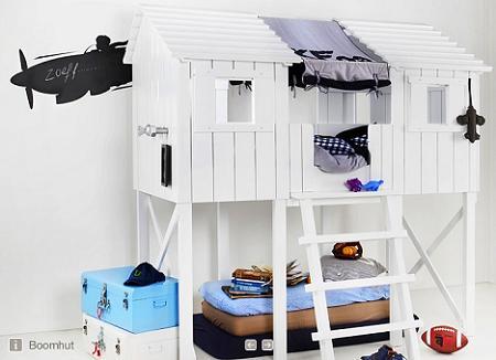 Habitaciones para niños muy originales