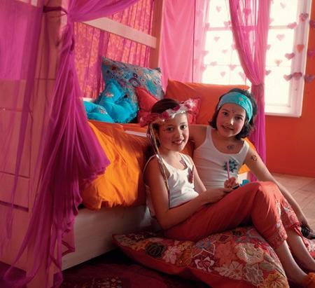 Dormitorio Princesa Oriental