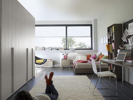 Dormitorio de Nueva Línea