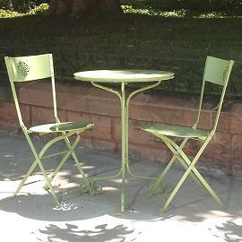 mesa verde pistacho