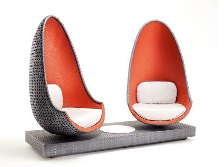 Dedon, muebles de jardín
