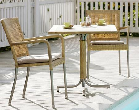 Comedores de jardín: mesas y sillas | Decoración
