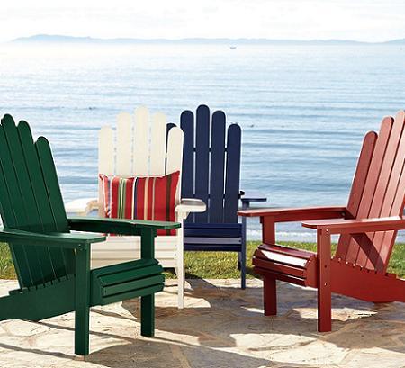 Muebles De Madera Para Tu Jardín O Terraza Decoración