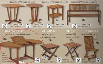 mesas casa