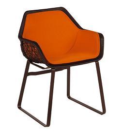 silla colección Maia de Kettal