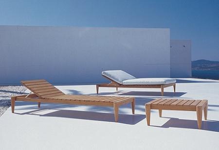 las nuevas tumbonas, daybeds y chaise longue para tomar el sol
