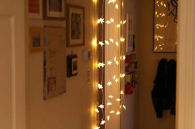 luces estrella navidad