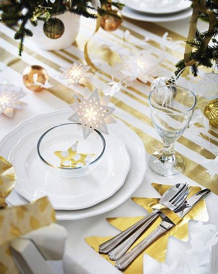 mesa de Ikea Navidad 2015