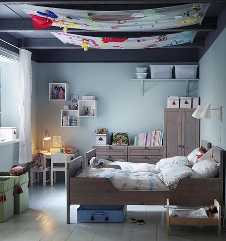 Dormitorio infantil Ikea 2013
