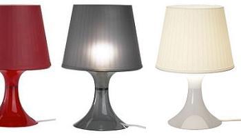 lámpara Pampa de Ikea
