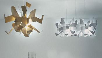 lámpara Glow de Pallucco
