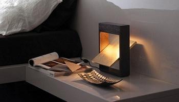 lampara de luz indirecta