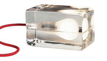 lampara de hielo