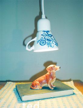 lampara té