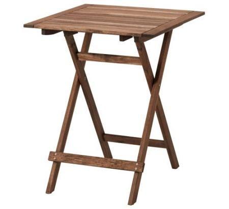 Mesa de jardín Ikea