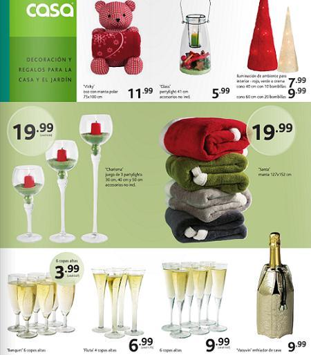 Casa: catálogo Navidad 2012
