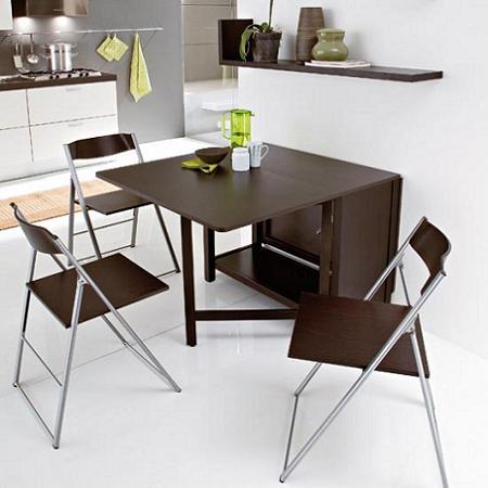 Mesa plegable para la cocina – Decoración