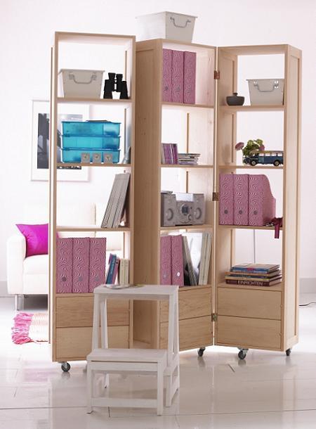 Original mueble! Realmente es muy versátil y funcional!
