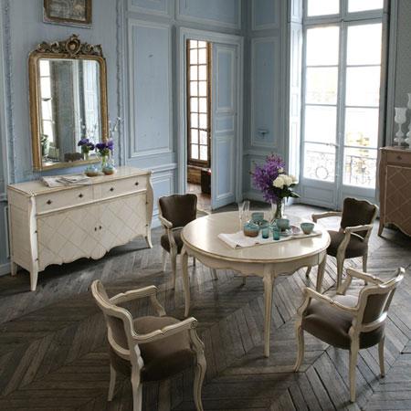 En la tienda Rochebobois hay muchos muebles de este tipo