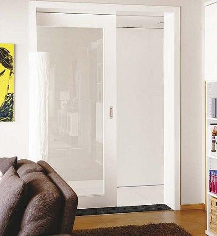 puertas correderas para ahorrar espacio
