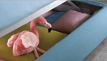 cama candy de Bonaldo