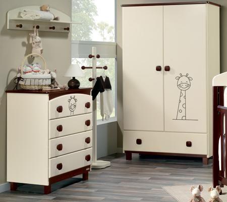10 c modas para beb s decoraci n for Modelos de dormitorios para ninos
