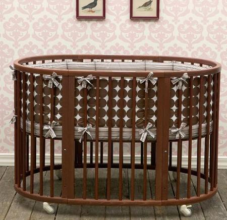 5 cunas para bebés modernos