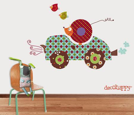 Decohappy: tienda de decoración infantil