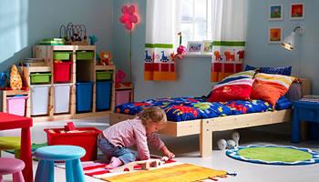 C mo decorar una habitaci n infantil ii ni os de 4 a 10 for Decoracion habitacion nina de 6 anos