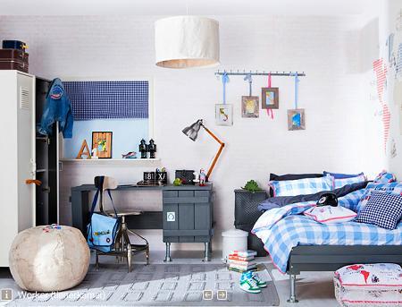 Dormitorio infantil de Kids Factory