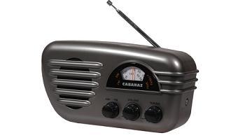 Radio Cabanaz Gris