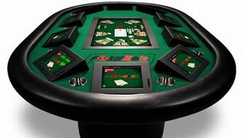 mesa de poquer amaya