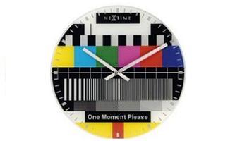 Reloj carta de ajuste