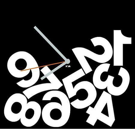Relojes de pared de diseño