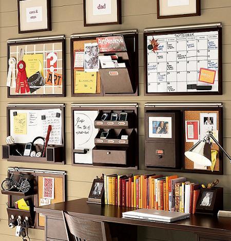 Idea para organizar tu oficina decoraci n - Ideas para organizar tu casa ...