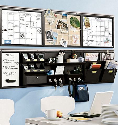 Idea para decorar y organizar tu oficina