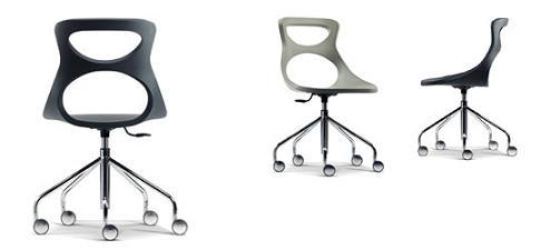 sillas de diseño de Plank