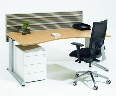 10 escritorios de oficina