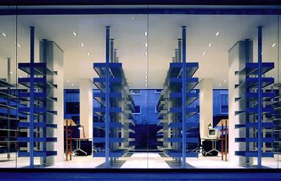 estantería shelving system 606 de Sdr+
