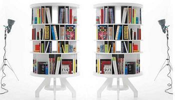 libreria giratoria