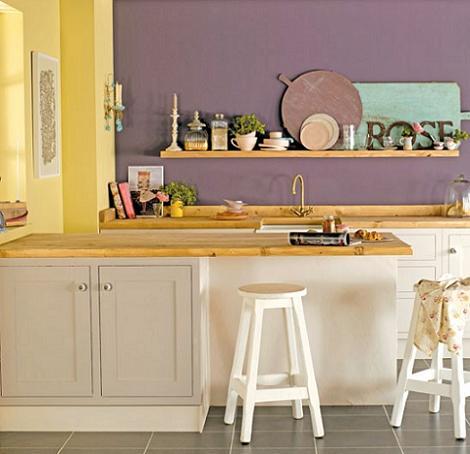 Cocina 2 colores