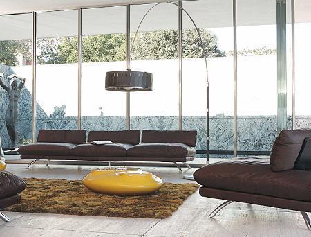Decoración del salón, con mucho estilo!
