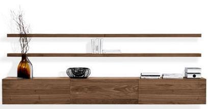 mueble colgado de Bo Concept