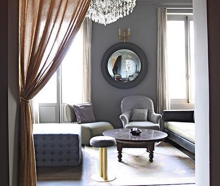 El salón gris
